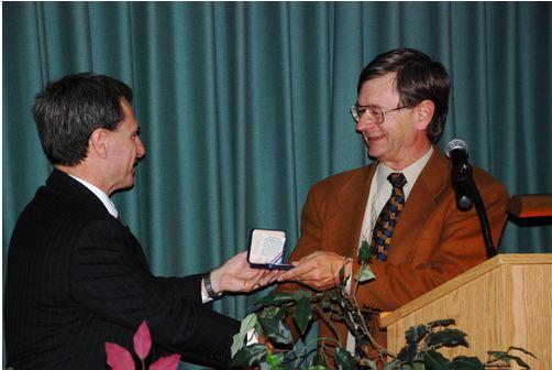 DaveSmith SilverMedal2009